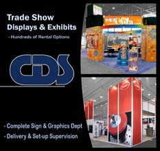 Trade Show Displays and Rentals